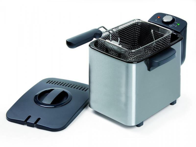 Fritovací hrnce a filtry