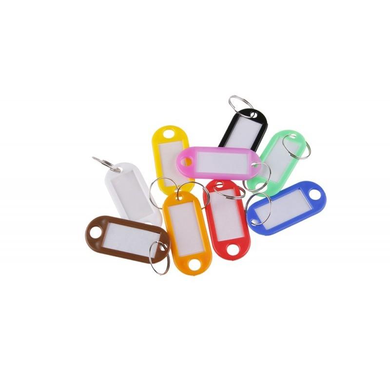 Visačky a rozlišovače klíčů