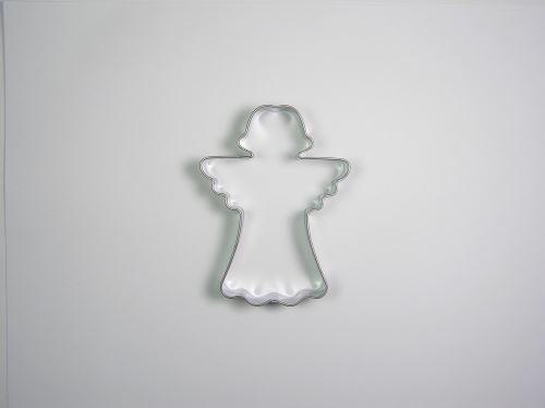 JANDEJSEK Vykrajovátko anděl II 77 x 58 mm