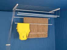 ALDO Stropní sušák na prádlo IDEAL 6 tyčí, 150 cm, 55 cm_3