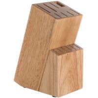 BANQUET Dřevěný blok BRILLANTE pro 13 nožů a nůžky / ocílku