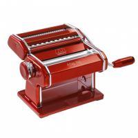 MARCATO Strojek na nudle ATLAS 150, DESIGN, červený