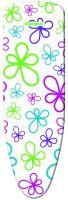 LEIFHEIT Potah Cotton Classic M na žehlící prkno o rozměru max. 125 x 40 cm, barvy mix
