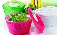 ORION Odstředivka na salát, barvy mix_2