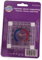 FAVE Teploměr -50°+50°C venkovní, plast, samolepící