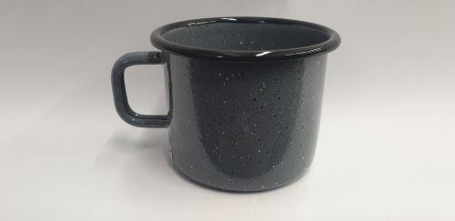 Hrnek 9 cm 0,5 l, granit_0