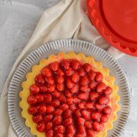 DR.OETKER Forma silikonová na koláč FLEXXIBEL LOVE o 28 cm, výška  cm_0