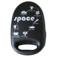 ALZA Bezpečnostní ventil + kryt ventilu SPACE