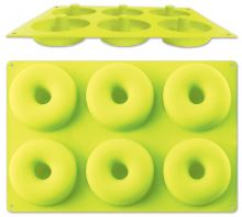 ALVARAK Forma na 6 donutů, silikon
