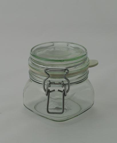 MÄSER Zavařovací sklenice GOTHIKA 300 ml s patentním uzávěrem