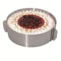 WESTMARK Forma na dort nastavitelná kruhová, 16-30 cm, výška 8,5 cm_2