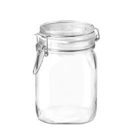 BORMIOLI ROCCO Zavařovací sklenice FIDO 1 l s patentním uzávěrem