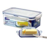 LOCK & LOCK Dóza na máslo, máslenka 460 ml, 15,1 x 10,8 x 5,8 cm