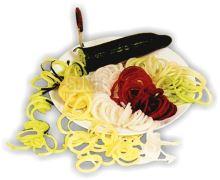 SONIX Kráječ špaget, dřevo / nerez