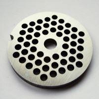 PORKERT Řezná deska hrubost 4,5 mm, určená pro mlýnek na maso vel. č. 8