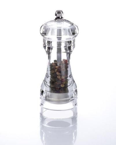 WESTMARK Mlýnek na sůl a pepř akrylátový, výška 14 cm, o 5 cm