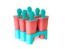 TORO Tvořítka na zmrzlinu, 6 ks, 11 x 10 x v. 12,5 cm, barvy mix