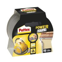 Lepící páska PATTEX POWER TAPE 10 m, stříbrná