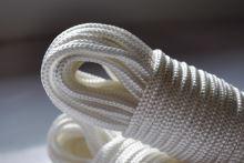 PROVAZÁRNA Šňůra na prádlo konzolová PES 15 m, pletená, bílá