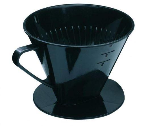 WESTMARK Filtr, překapávač na kávu č. 4, černý