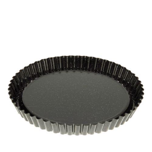 RIESS Forma smaltovaná na koláč PREMIUM o 30 cm, výška 4 cm_0