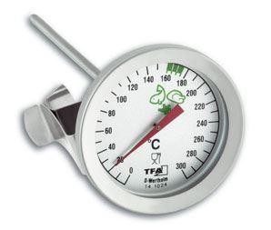 TFA Teploměr kuchařský 0 °C až +300 °C , 14.1024