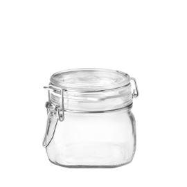 BORMIOLI ROCCO Zavařovací sklenice FIDO 500 ml s patentním uzávěrem