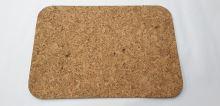 BM CHRAST Prostírání 29,5 x 19,5 cm, obdélník, korek, 6ks
