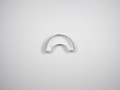 JANDEJSEK Vykrajovátko rohlíček hladký 33 x 54 mm