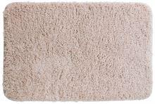 KELA Kobereček, předložka LIVANA 65 x 55 cm, 100% polyester, krémový