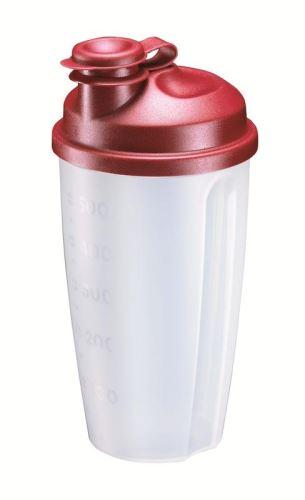 WESTMARK Šejkr plastový 0,5 l, červený