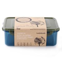 LOCK & LOCK Dóza na potraviny 1 l 12,8 x 19,5 x 6,7 cm ECO, barvy mix