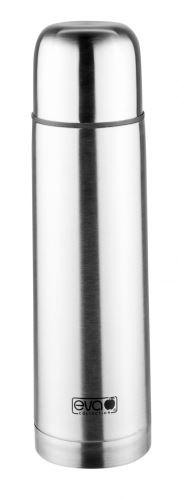 KAUFGUT S.p.A Termoska EVA 0,75 l, nerez s pevnou plastovou zátkou