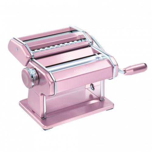 MARCATO Strojek na nudle ATLAS 150, DESIGN, růžový_0