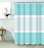 DURAMAT Koupelnový závěs dekor HWN11151-2 180 x 200 cm, vinyl
