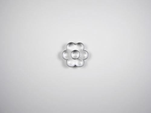 JANDEJSEK Sada vykrajovátek na linecké 1 + 1 kytička malá 35 x 38 mm