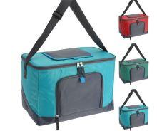 Termo taška 26 l, 28 x 23 x 40 cm, zelená