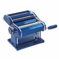 MARCATO Strojek na nudle ATLAS 150, DESIGN, modrý