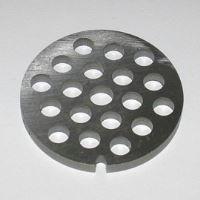 PORKERT Řezná deska hrubost 8 mm, určená pro mlýnek na maso vel. č. 8