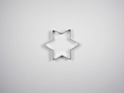 JANDEJSEK Vykrajovátko hvězdička velká 60 mm