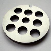 PORKERT Řezná deska hrubost 10 mm, určená pro mlýnek na maso vel. č. 5
