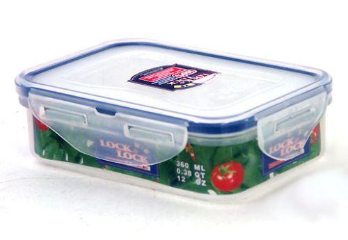 LOCK & LOCK Dóza na potraviny 360 ml, 15,1 x 10,8 x 4,5 cm, HPL810
