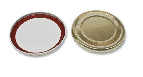 Bohumil Prokop Zavařovací víčko OMNIA, malé 68c, 370 ml, 20 ks