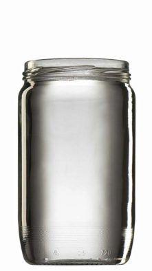 VETROPACK Zavařovací sklenice 720 ml, šroubovací twist 82, 1ks
