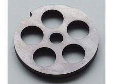 PORKERT Řezná deska hrubost 14 mm, určená pro mlýnek na maso vel. č. 5