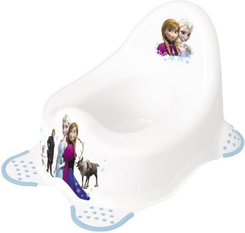 KEEEPER Nočník ADAM s protiskluzem, bílý Frozen_0