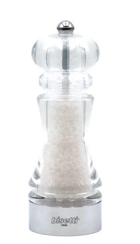 BISETTI Mlýnek na sůl akrylátový 18 cm_0