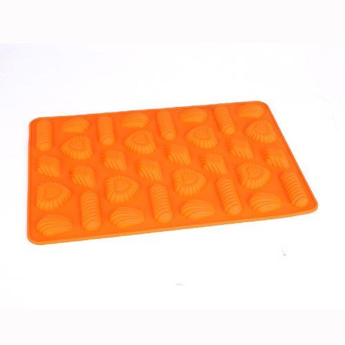 ORION Forma silikonová pracny mix 32ks, 31 x 21 cm