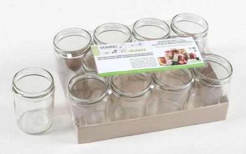 DOMINO Zavařovací sklenice LUNCH 440 ml, twist 82, 1ks