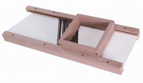 JANÍČEK - STOLAŘSTVÍ Kruhadlo na zelí (třínožové), 60 x 22,5 cm